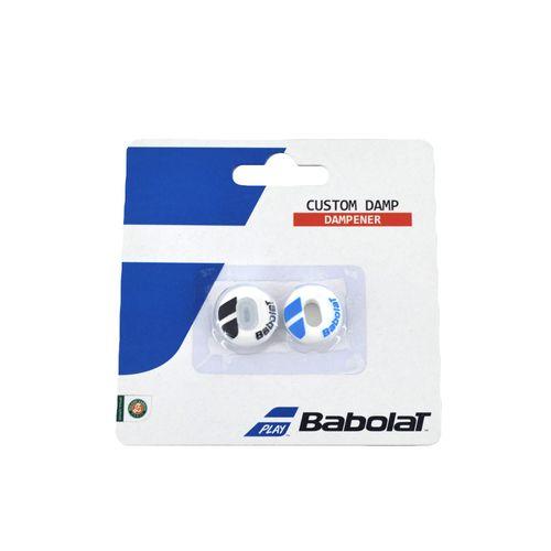 Antivibrador-Babolat-Unisex-Custom-Damp-X2-Tenis-Blanco-Azul