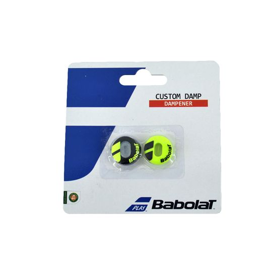 Antivibrador-Babolat-Unisex-Custom-Damp-X2-Tenis-Negro-Amarillo
