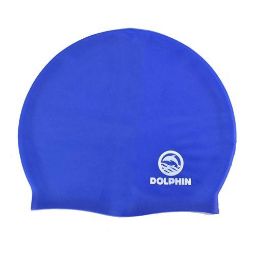 Gorra-Silicona-Um-Group-Unisex-Natacion-Azul