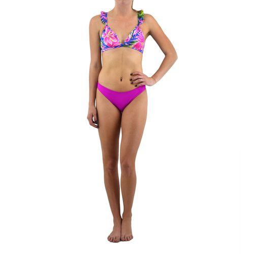 Bikini Sun Day Piedra De Mar Mujer Triangulo Con Volados
