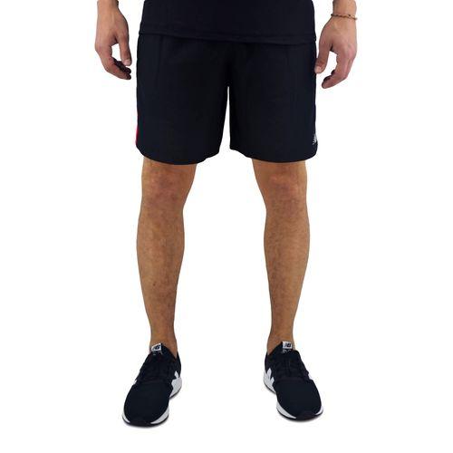 Short-New-Balance-Hombre-Accelerate-7-Inch-Negro-Rojo-Principal