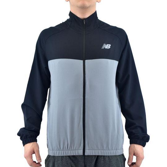 Campera-New-Balance-Hombre-Tenacity-Woven-Jacket-Gris-Negro-Principal