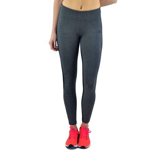 Calza-New-Balance-Mujer-Chupin-Athletics-Legg-Grafito-Principal