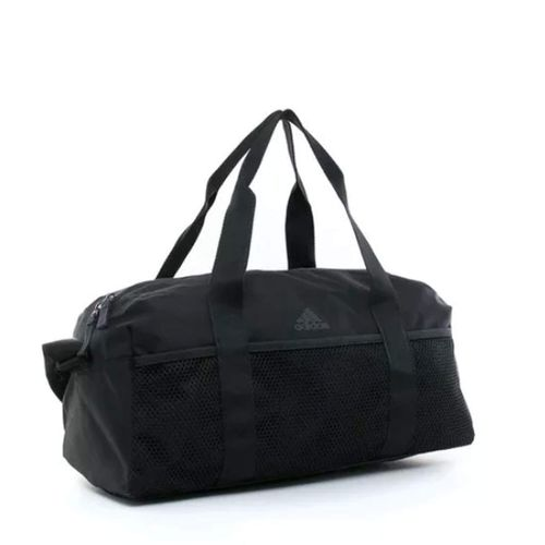 Bolso Adidas Mujer Core Duffel Training - Talle: UN - Color: NEGRO