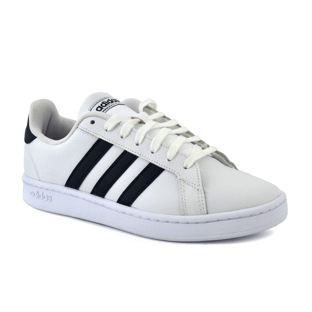 mejor selección 67b02 e3465 Zapatilla Adidas Hombre Grand Court