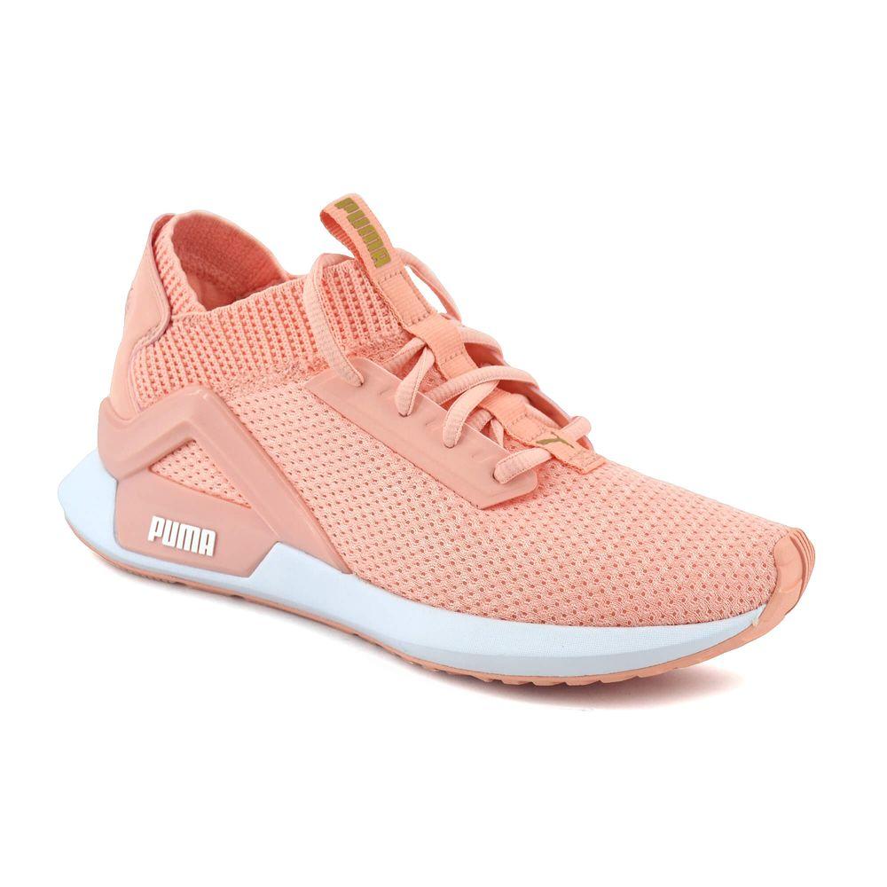 zapatillas puma mujer rosas