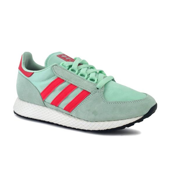 Zapatilla Adidas Mujer Forest Grove