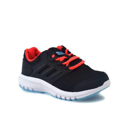 Zapatilla-Adidas-Nino-Galaxy-4-K-Running-Negro-Principal