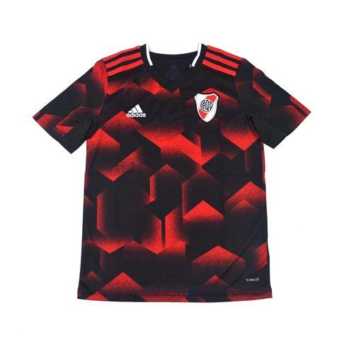 Camiseta-Adidas-Nino-Futbol-Rp-3-Jsy-Y-Negro-Rojo-Principal
