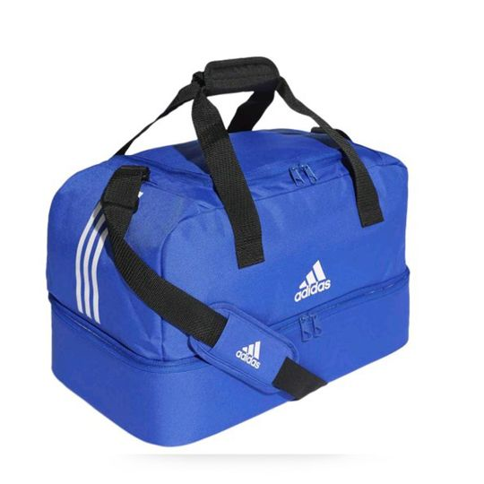 Bolso-Adidas-Unisex-Tiro-Duffel-S--Azul-Francia-Principal