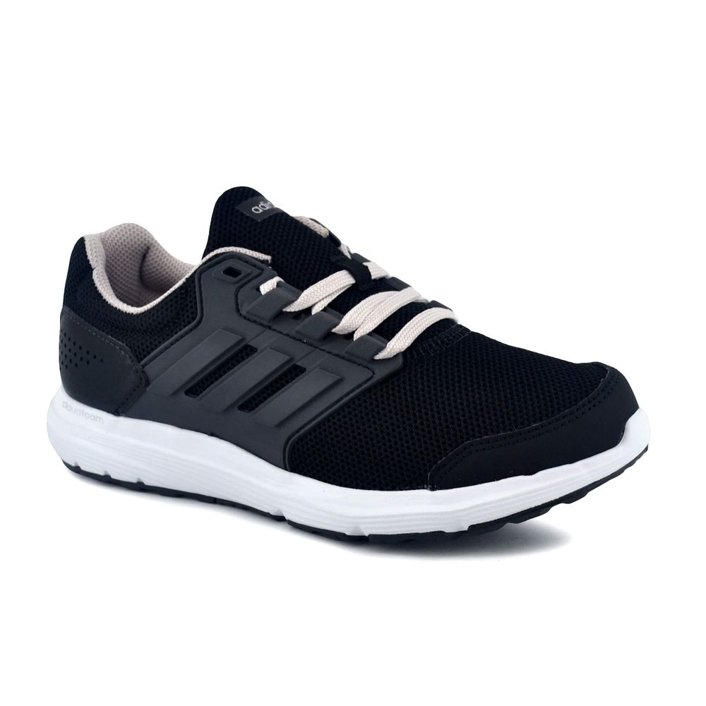 el precio más baratas construcción racional comprar bien Zapatilla Adidas Mujer Galaxy 4 Running Negro - Ferreira ...