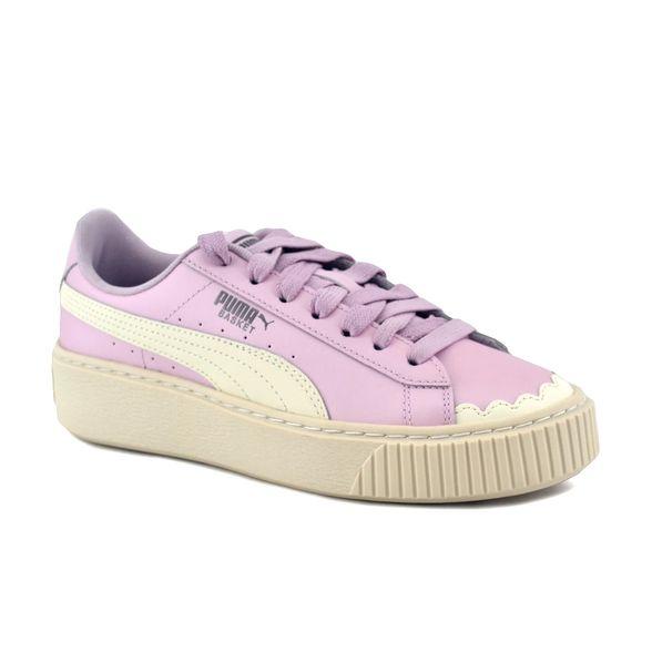 puma mujer rosa zapatillas