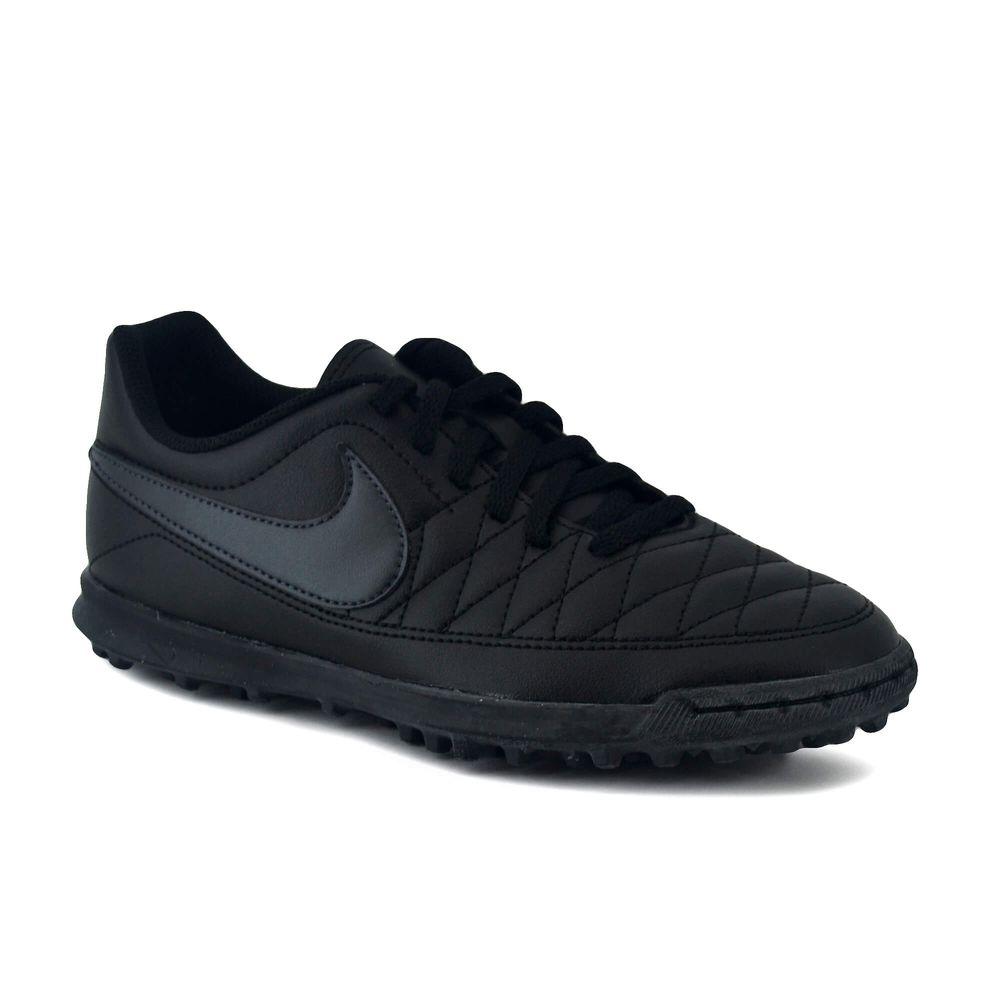 comprar baratas 7648b bd546 Botines Nike   Botin Nike Hombre Majestry Tf Futbol Negro ...