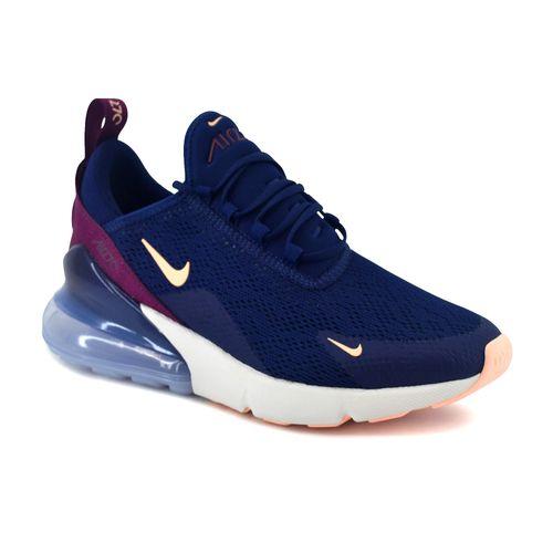Zapatilla-Nike-Mujer-Air-Max-270-Azul-principal