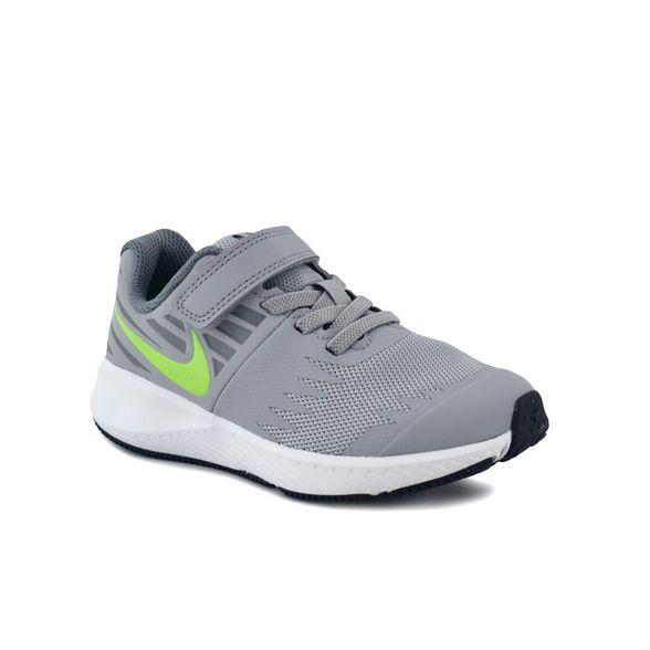 Desgastado Seis hierba  Zapatillas Nike   Zapatilla Nike Niño Star Runner Running Gris -  FerreiraSport