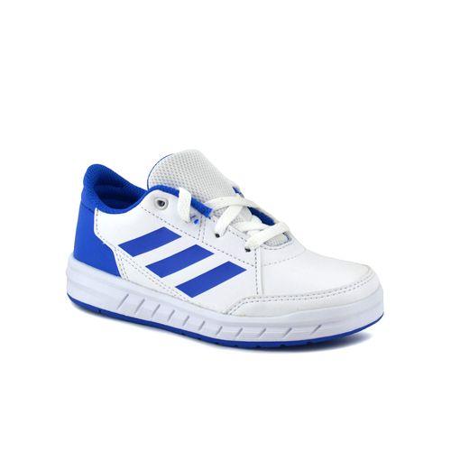 Zapatilla-Adidas-Niño-Altasport-Colegial-Blanco-Principal