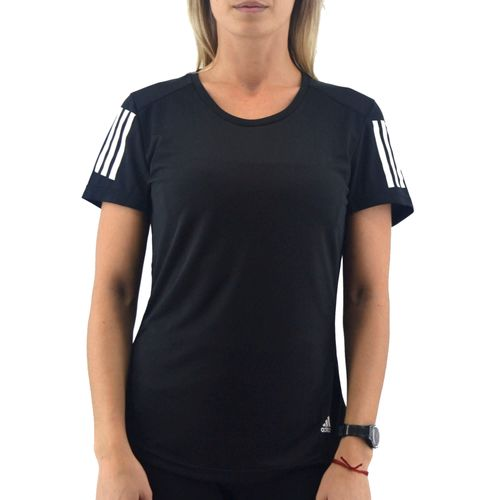 Remera-Adidas-Mujer-Own-The-Running-Negro-Principal
