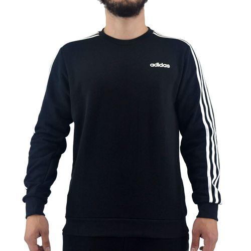 Buzo-Adidas-Hombre-3-Tiras-Crew-Ft-Negro-principal
