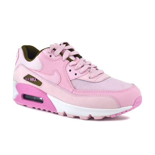 zapatillas nike air max rosas