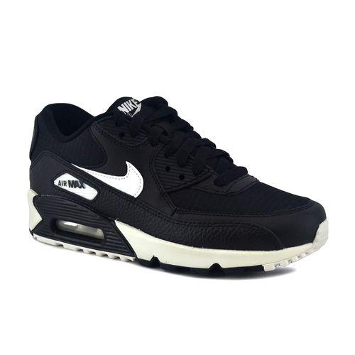 Zapatilla-Nike-Mujer-Air-Max-90-Negro-principal
