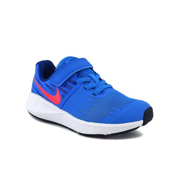 zapatillas nike azules niño
