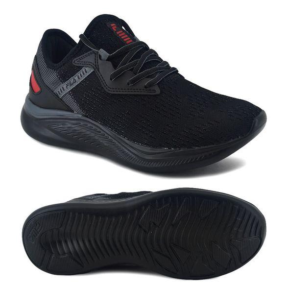 Zapatillas Fila | Zapatilla Fila Hombre Fabulous Negro/Rojo ...