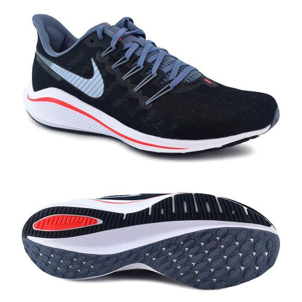 satélite editorial A la meditación  Zapatillas Nike | Zapatilla Nike Hombre Air Zoom Vomero 14  Negro/Blanco/Rojo - FerreiraSport