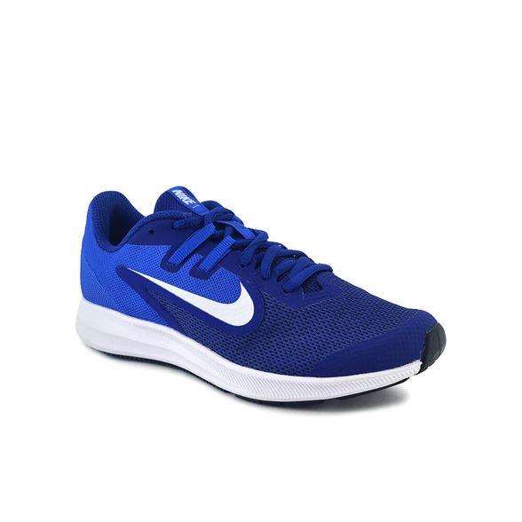 zapatillas niños nike azules