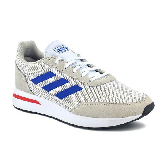 zapatillas azules adidas mujer