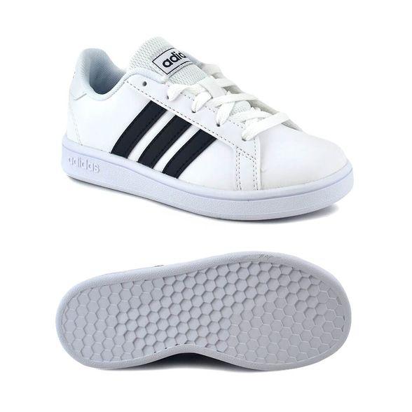 zapatilla adidas blanco