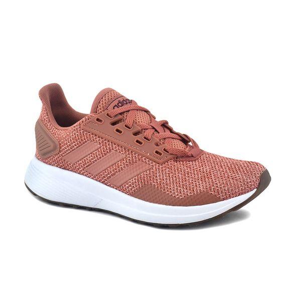 Zapatillas adidas Duramo 9 Running Rosa De Mujer $ 4.799