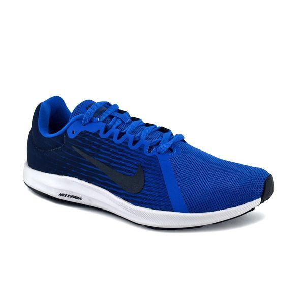 zapatillas nike hombres azul