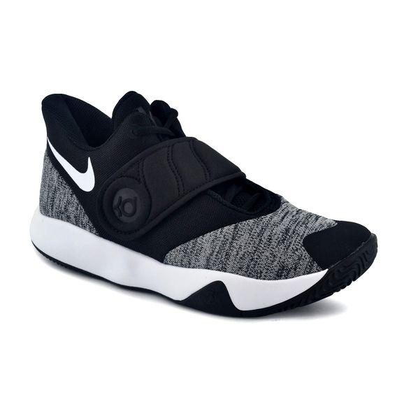 zapatillas nike hombres negra gris