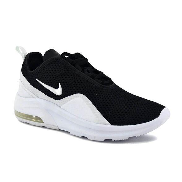 zapatos para correr nuevo alto marcas reconocidas Zapatillas Nike   Zapatilla Nike Mujer Air Max Motion 2 Negro/Blanco -  FerreiraSport