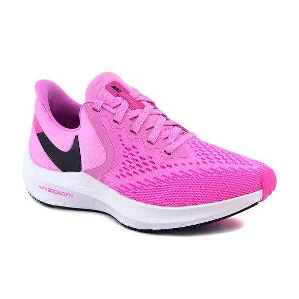 Zapatillas Nike Mujer Color Fucsia Zapatillas Nike en