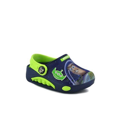 Sueco-Addnice-Bebe-Clog-Buzz-Azul-Verde-Principal