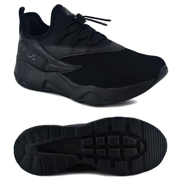 Zapatilla Fila Hombre V-Track Negro