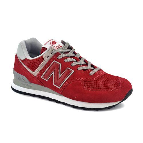 zapatillas rojas hombre new balance