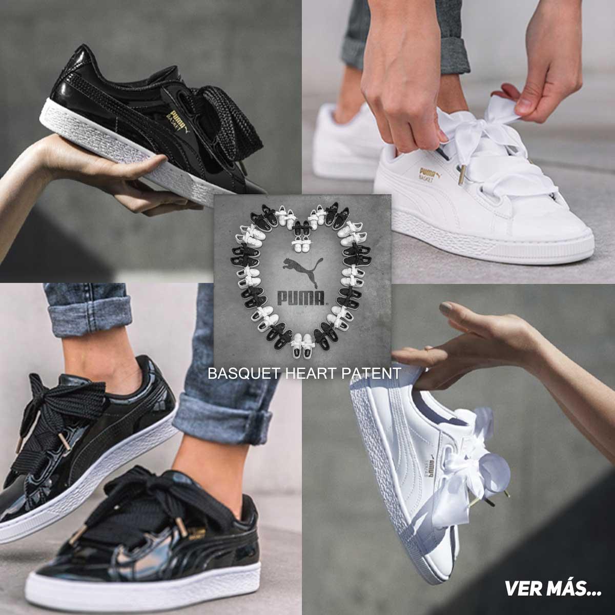 Zapatillas Botines Mujer Puma Dc Zapatillas en Mercado
