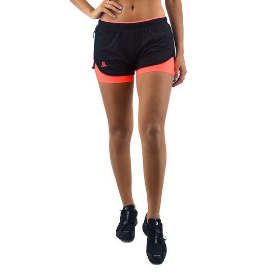 short-salomon-mujer-agile-2-in-1-negro-naranja-sal-c10249-Principal