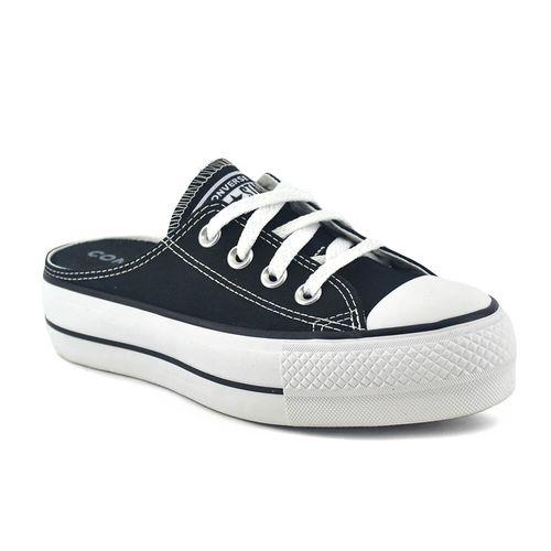 Zapatilla-Converse-Mujer-Ctas-Mule-Slim-Negro-Principal