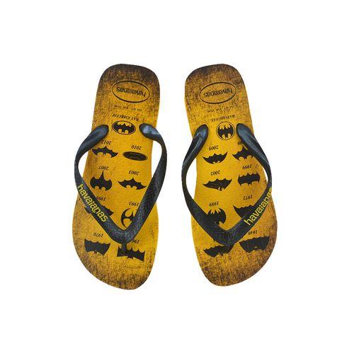 Ojota-Havaiana-Hombre-Batman-Amarillo-Negro-Principal