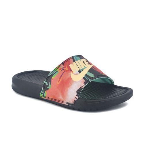 Chinela-Nike-Mujer-Wmns-Benassi-Jdi-Print-Negro-Principal