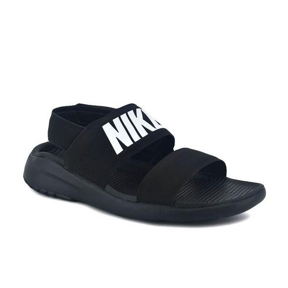 Montaña Bienvenido Electrizar  Sandalias Nike | Sandalia Nike Mujer Tanjun Negro/Blanco - FerreiraSport