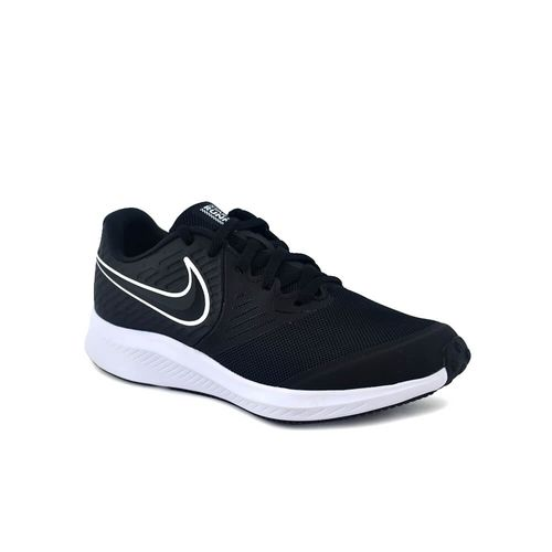 Zapatilla-Nike-Niño-Star-Runner-2-Negro-Principal