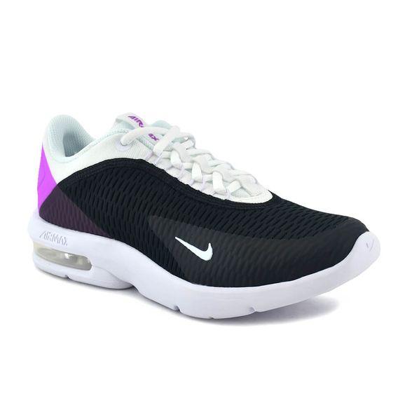 extremadamente único mejor selección de zapatos elegantes Zapatillas Nike   Zapatilla Nike Mujer Air Max Advantage 3 Negro/Blanco/Violeta  - FerreiraSport
