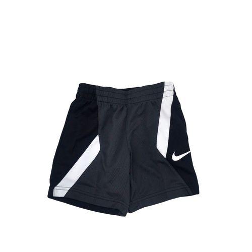 Short-Nike-Bebe-Dri-Fit-Avalanche-Negro-Gris-Principal