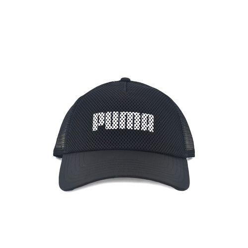 Gorra-Puma-Unisex-Trucker-Negro-Principal