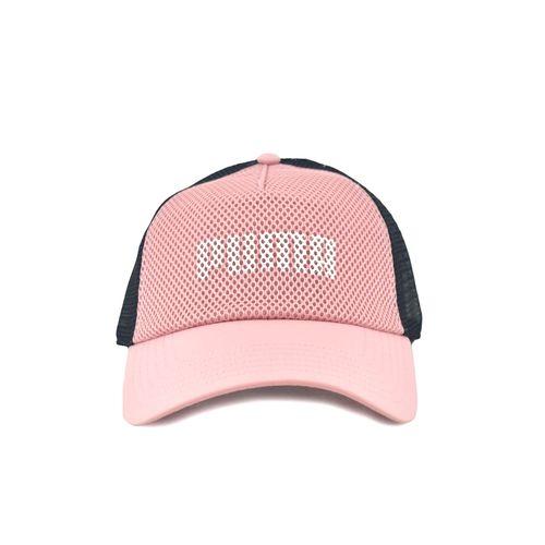Gorra-Puma-Mujer-Trucker-Rosa-Principal