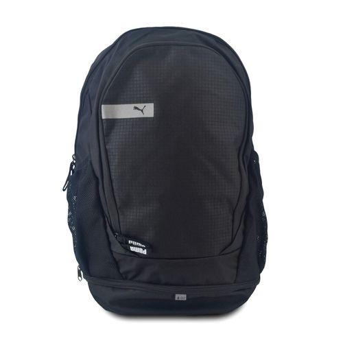 Mochila-Puma-Unisex-Vibe-Backpack-Negro-Principal